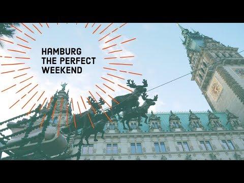 Hamburg - the perfect weekend