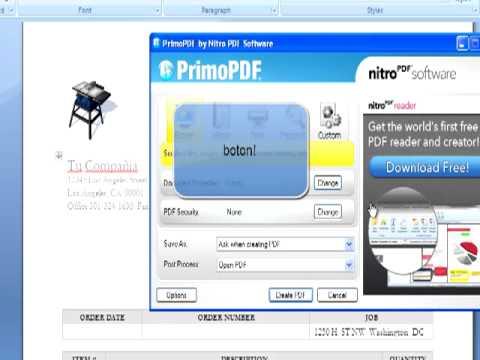 primo word to pdf converter