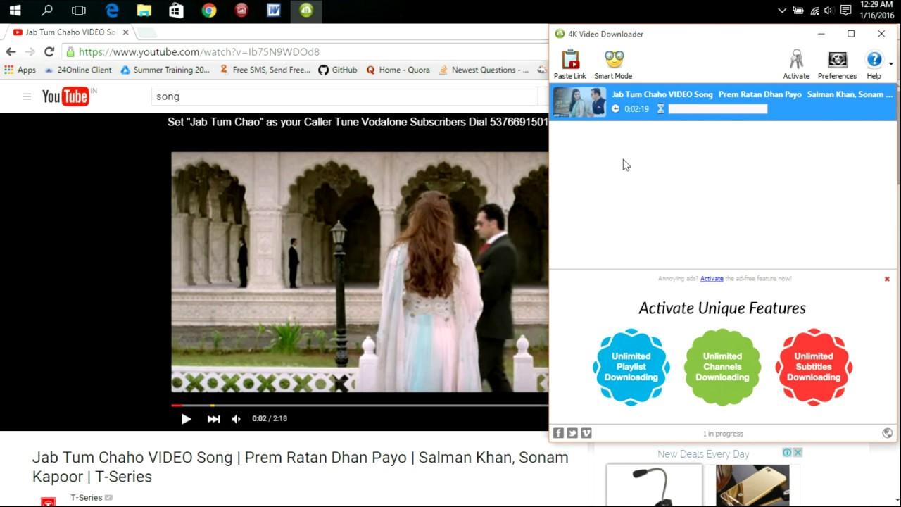 download youtube videos 4k online