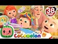 Helping Song + More Nursery Rhymes & Kids Songs - CoCoMelon