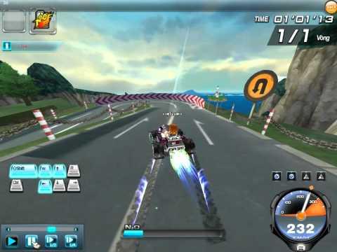 Zing Speed - Thu Danh Sơn 1