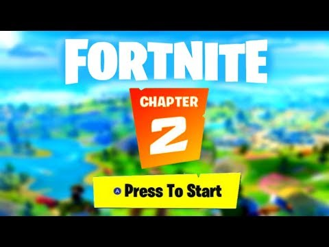 Say Hello To Fortnite Chapter 2