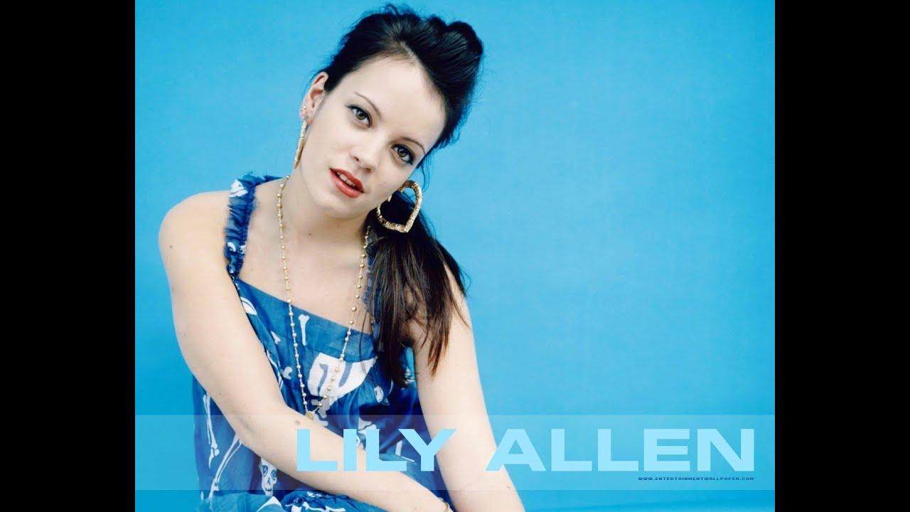 22 - Lily Allen Lyrics - YouTube Pictures Of Lily Lyrics