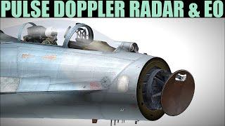 Su-27, Su-33 & Mig-29: BVR Radar & Electro-Optical IR Sensor Tutorial | DCS WORLD