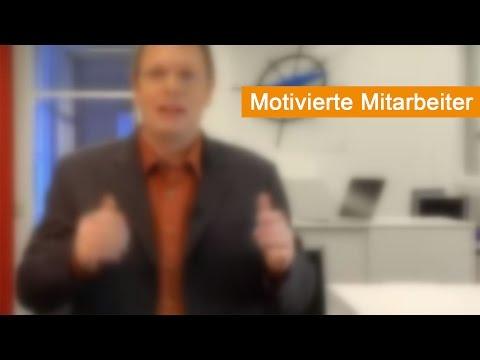 Entlastung durch motivierte Mitarbeiter | Büro-Kaizen