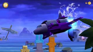 Angry Birds Transformers halloween - Bumblebee, Unlocked new upgrade Gameplay # 06