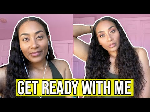 GET READY WITH ME / SIMPLE AND QUICK MAKEUP / NOT JUST A WEIGHT LOSS CHANNEL? thumbnail