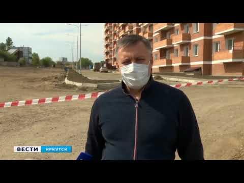 Заражённые коронавирусом строители из общежития в Маркова самовольно уехали работать в Ново-Ленино