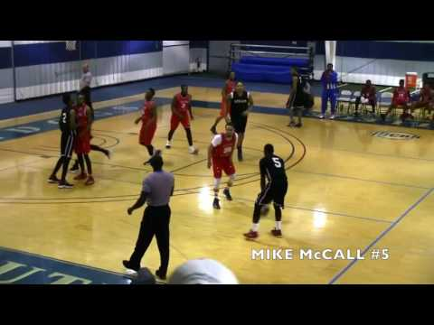 Mike McCall Official 2017 ABA Highlight Tape:Best Guard In CHICAGO!!!!