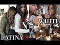 MEXICAN LATINA VS WHITE CHRISTMAS *HILARIOUS* - YouTube