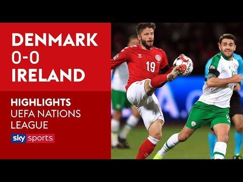 danmark vs irland