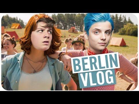 Wir im Film BIBI UND TINA 3?! - Berlin Vlog