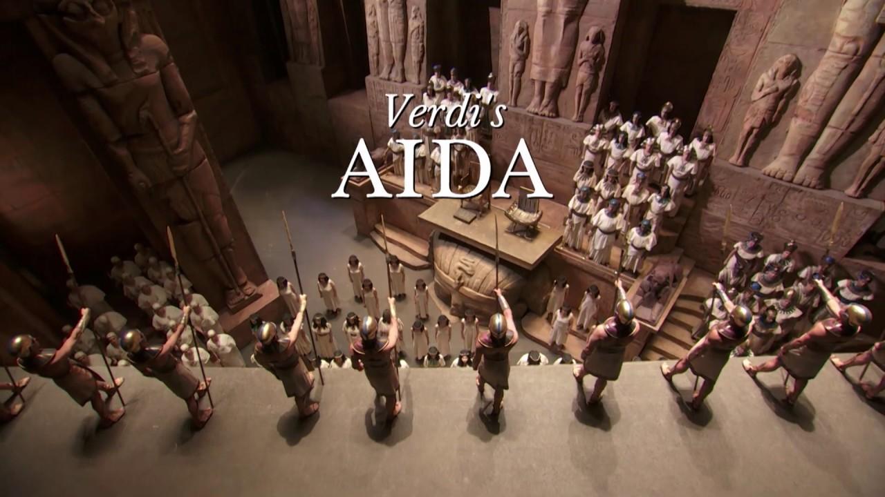 Aida TV Spot