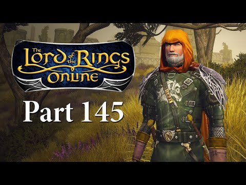 Lord of the Rings Online Gameplay Part 145 – The Blue Lady – LOTRO Let's Play Series