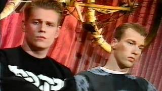 OOMPH! Interview 1995