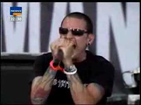 Linkin Park In the end Live 8