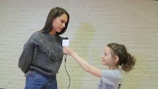 Интервью с Дианой Пожарской
