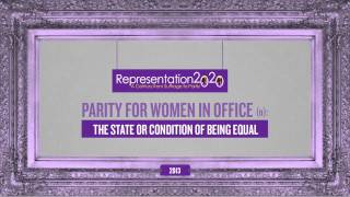 Representation 2020: A Century from Suffrage to Parity