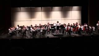 Once Upon A December - Juniors at Strings Fest 2014