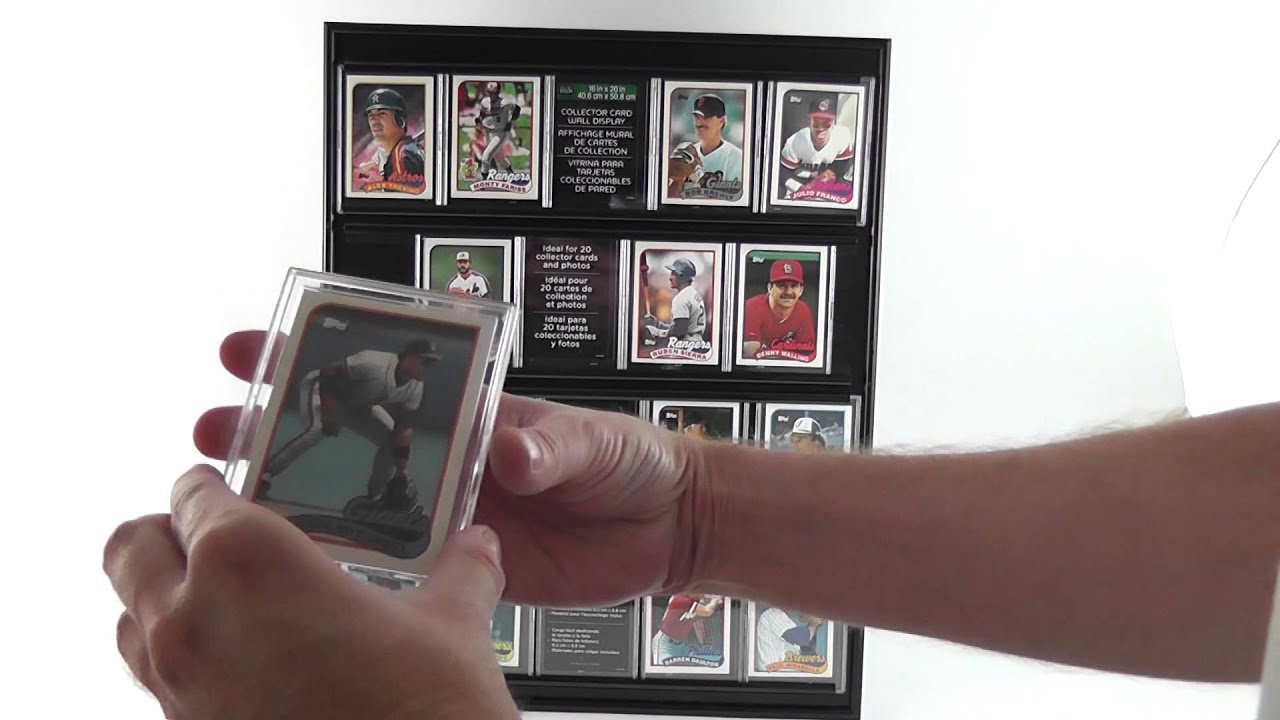 "case 9 2 baseball card emporium Similar is the case for baseball cards, each increase in grade equals a proportional increase in value until the cards reach ""high grade"" and they tend to in the 60's, cards start to rapidly increase around the mint 9 grade level, in the 40s-50's around the near mint-mint 8 range, in the 30s around the near mint 7 range and."