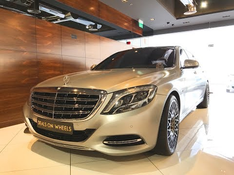 2017 Mercedes Maybach S600| Complete Review| Startup| Interior| Exterior| Dubai