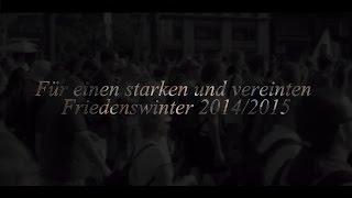 Friedenswinter 2014/15 - Teaser [HD]