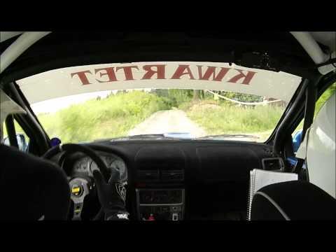 Rajd Warmiński 2015 Oes nr 4 Mątki Subaru Impreza nr 48