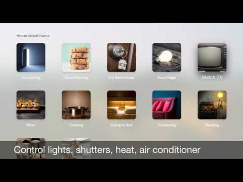 Looming - Home Automation with HomeKit : AppleTV Trailer