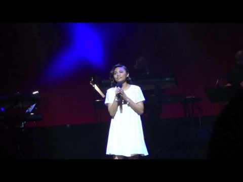 Lianah Sings Grown Up Christmas List - Apollo Theater