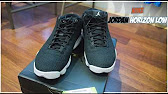 eab0f3440d291e Jordan horizons review on feet - YouTube