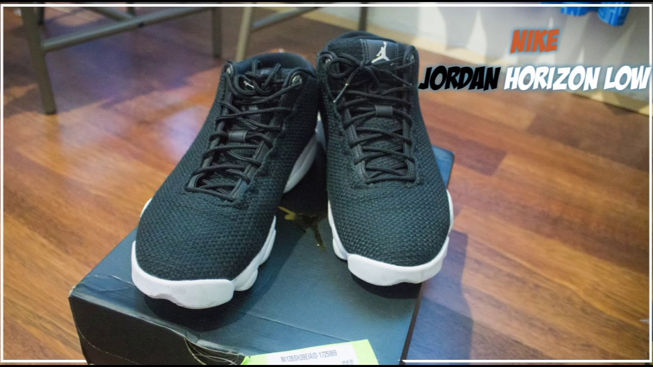 Unboxing Nike Jordan Horizon Low (On Feet)