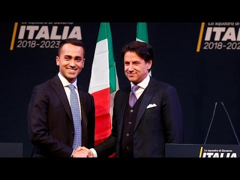 Political unknown proposed as Italy's new Prime Minister