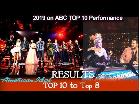 RESULTS Who Made It To Top 8? Who Were Eliminated?  | American Idol 2019 Top 10 To Top 8  Results