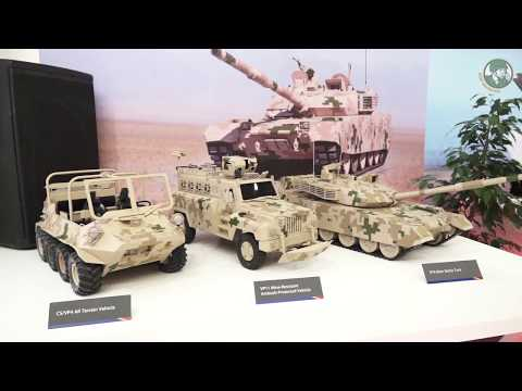 Army-2018 International Foreign defense industry Military Technical Forum Moscow Russia