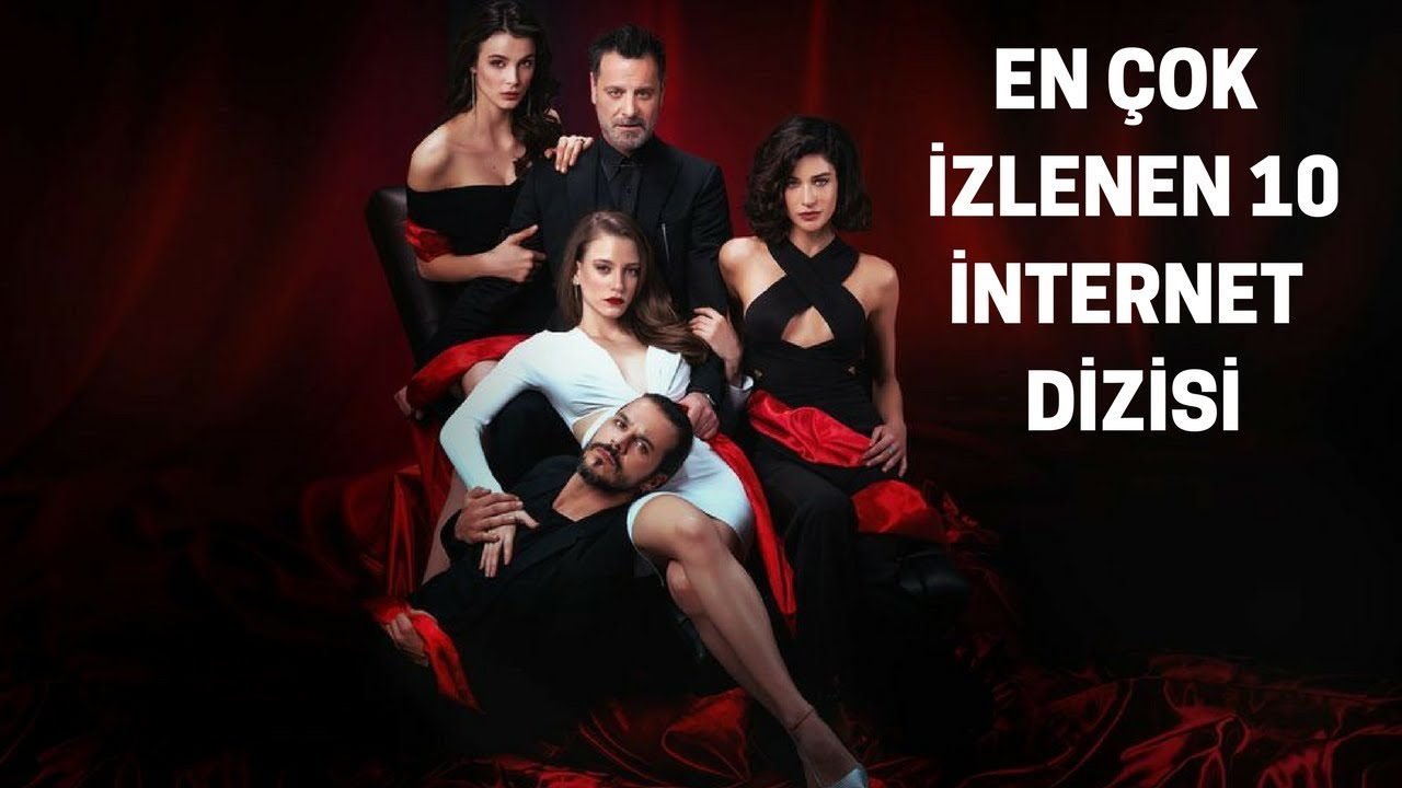 Türkiyenin En çok Izlenen 10 Internet Dizisi Youtube