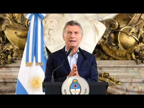 News Update Argentine president bans family members in government 30/01/18