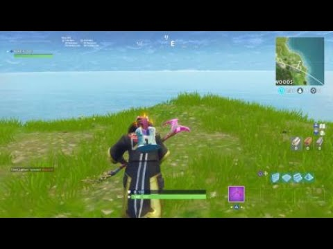 Fortnite Season 5 Week 3 Secret Tire Star