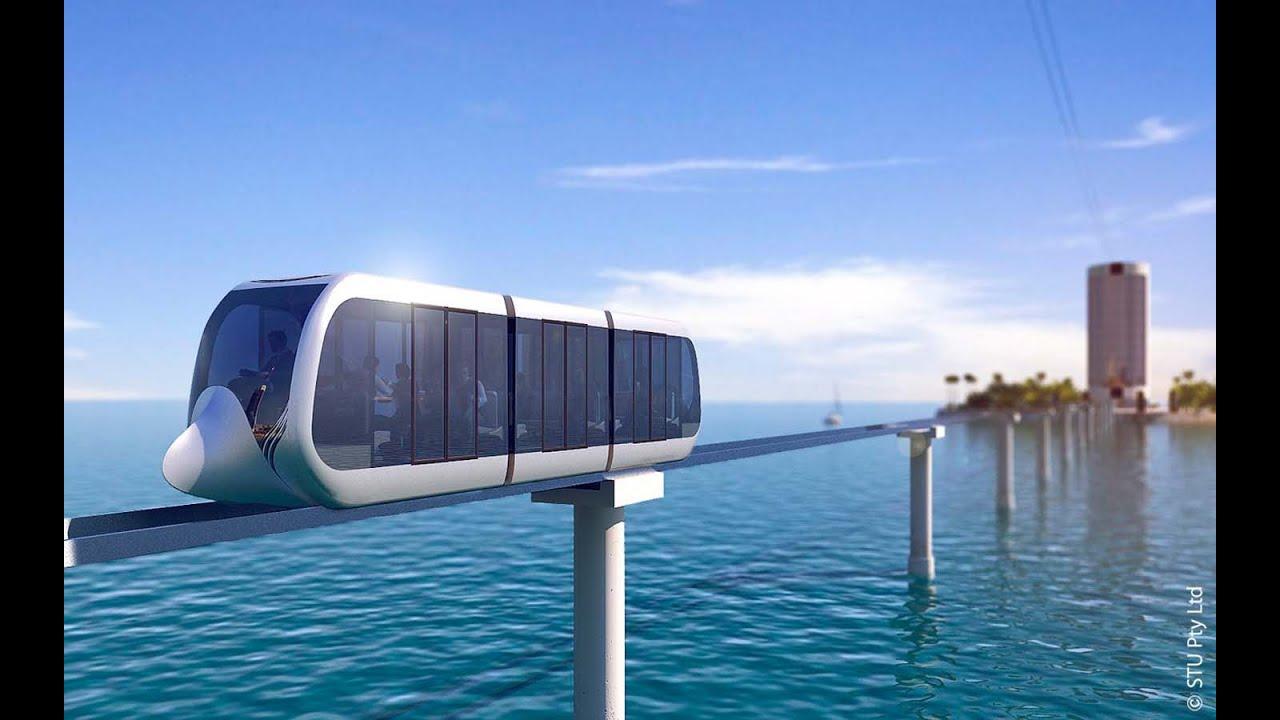 Как технологии формируют транспорт в умных городах