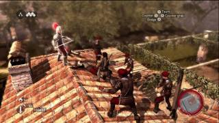 Assassins Creed Brotherhood Raiden Outfit Gameplay HD 720p