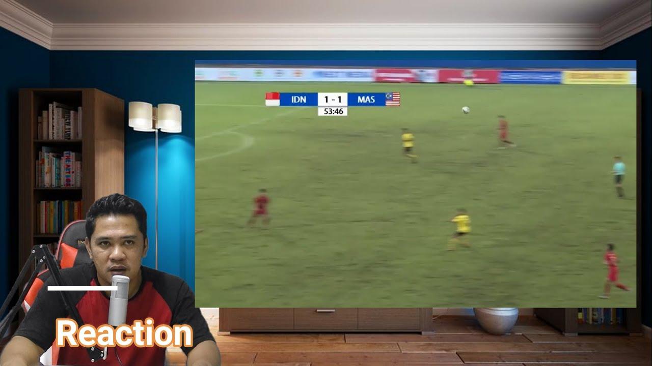 Download Reaction NEXT MEDIA CUP AFF U18   Malaysia lwn Indonesia   Separuh Akhir   4-3  