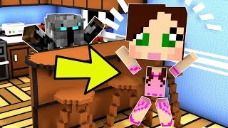 Minecraft: OVERPOWERED TROLLS!!! (MIND CONTROL, BEDROCK HOLES, & REVERSE GRAVITY!) Custom Command