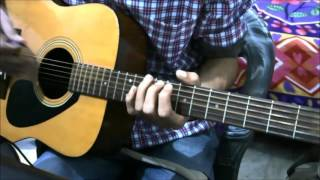 Itna Tumhe | Machine | + 2 More songs - Beginners songs on guitar hindi lesson chords