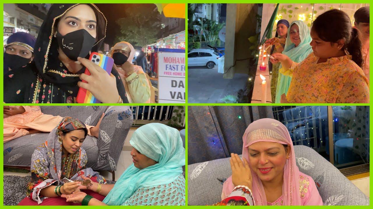Download Eid milad un nabi vlog 💚  | final HOME DECOR ✨ | ibrahim family vlogs