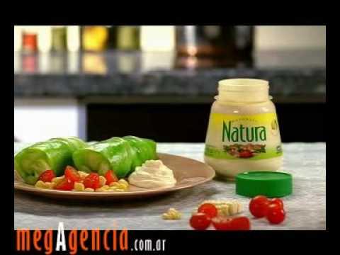 Publicidad Mayonesa Natura - Repollo - YouTube - photo#50