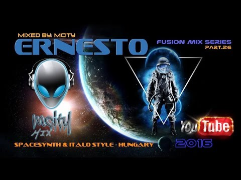 mCITY™ - FUSION MIX PART.26 - ERNESTO - ZERO GRAVITATION MIX