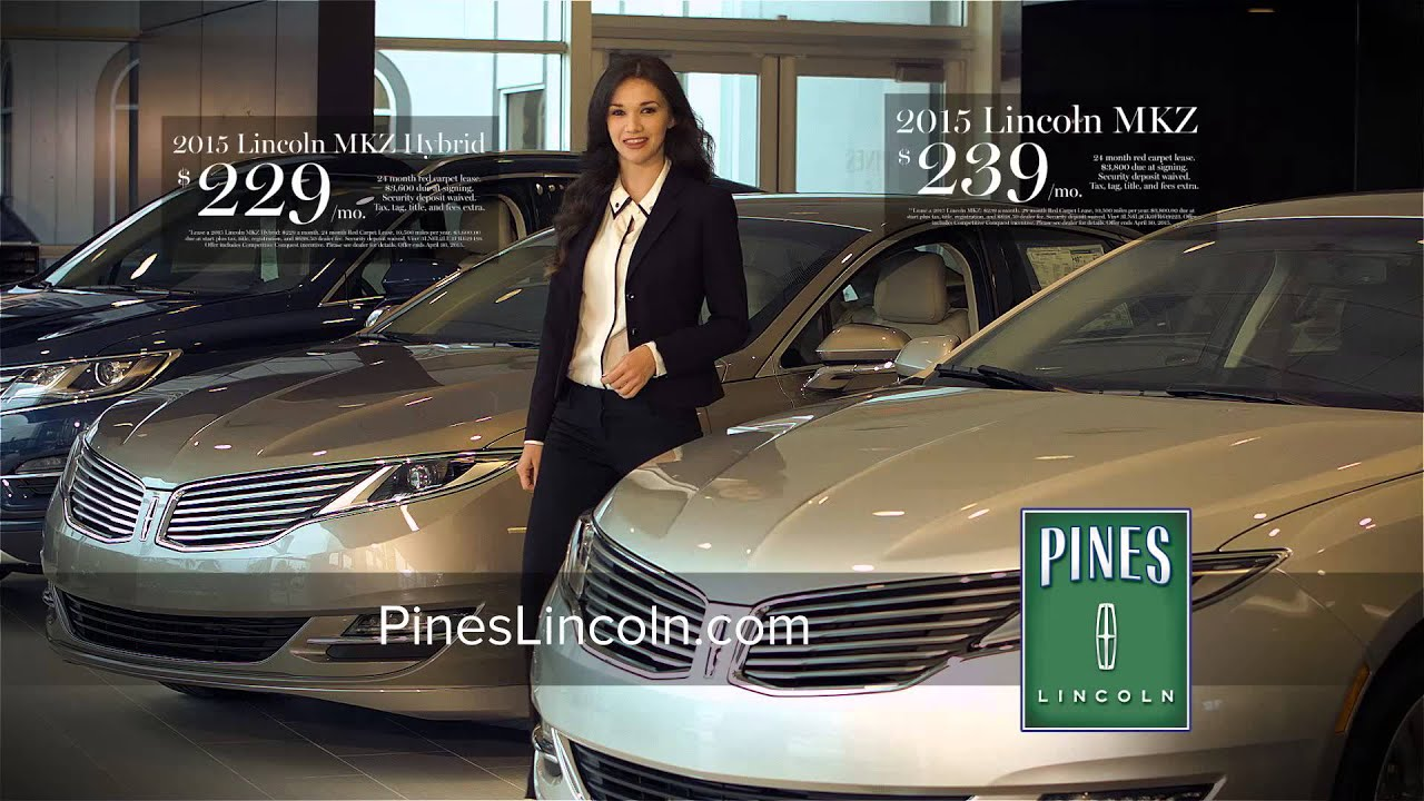 2017 Lincoln Mkz And Mkc Lease Offer Pines Call 954 443 7000