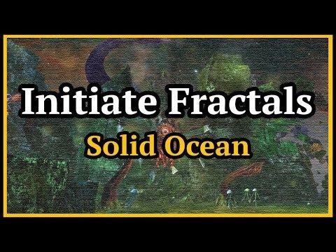 Guild Wars 2  - Initiate Fractals - Solid Ocean thumbnail