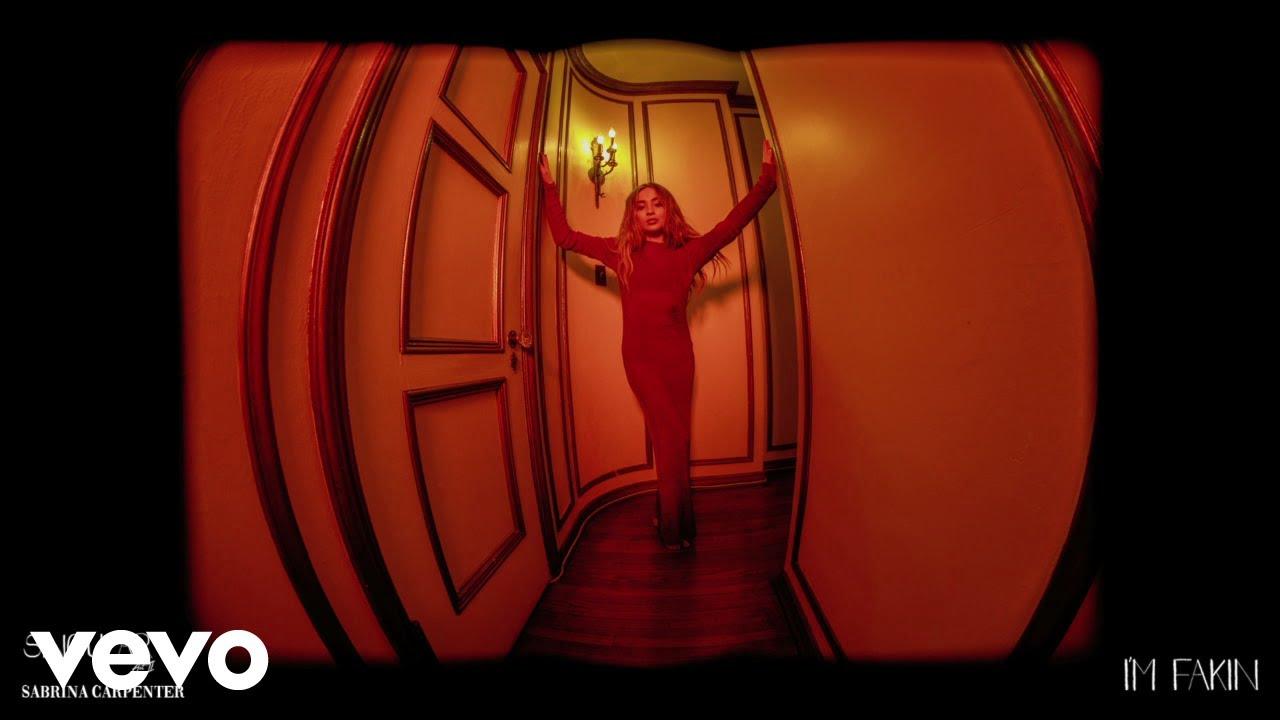Sabrina Carpenter: 'I'm Fakin' Stream, Lyrics & Download! | First