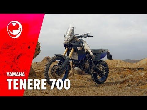 Yamaha Tenere  - Werkpaard, geen luxepaard...