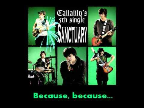 Sanctuary   Callalily Lyrics